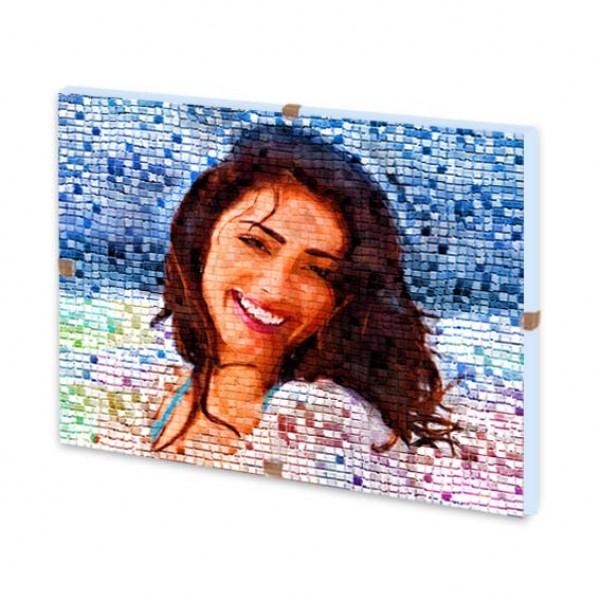 Фотоколаж - мозайка
