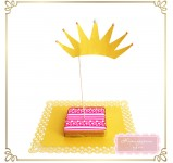 Фото пропс - корона с перли
